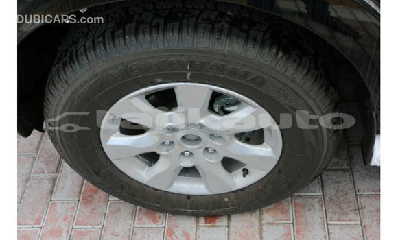 Buy Import Mitsubishi Pajero Black Car in Import - Dubai in Dushanbe