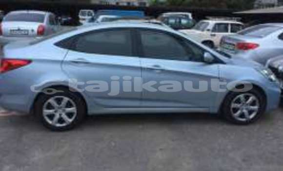 Buy Used Hyundai Accent Other Car in Dushanbe in Dushanbe