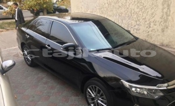 Buy Imported Toyota Camry Black Car in Dushanbe in Dushanbe