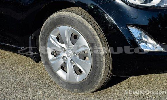 Buy Import Hyundai Elantra Black Car in Import - Dubai in Dushanbe