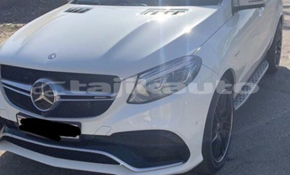 Buy Imported Mercedes‒Benz GL–Class White Car in Dushanbe in Dushanbe