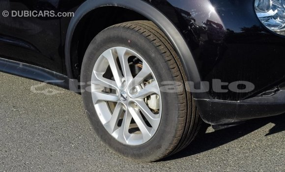 Buy Import Nissan Juke Black Car in Import - Dubai in Dushanbe