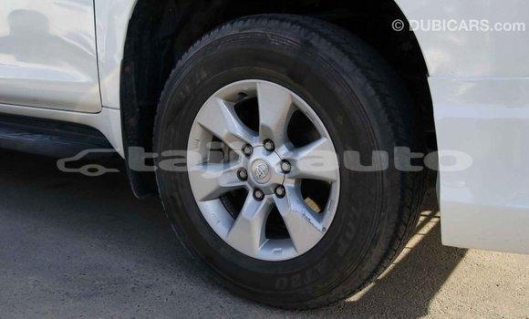 Buy Import Toyota Prado White Car in Import - Dubai in Dushanbe